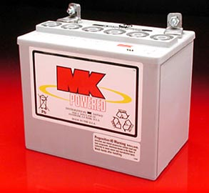 U-1 Sealed Gel Battery
