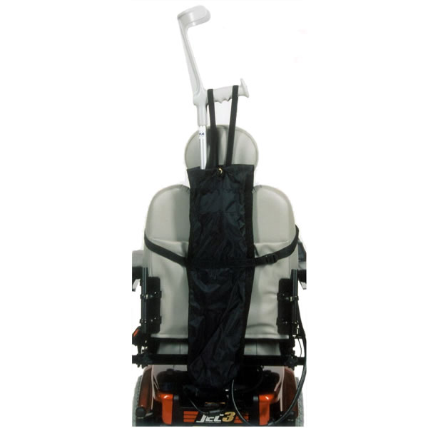 Crutch Holder for Scooters & Power Wheelchairs