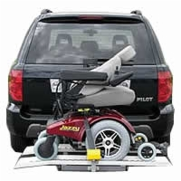 Enormous Wheelchair Carrier  Scooter Carrier Selection from $249