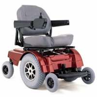 Center Wheel Drive Power Wheelchairs