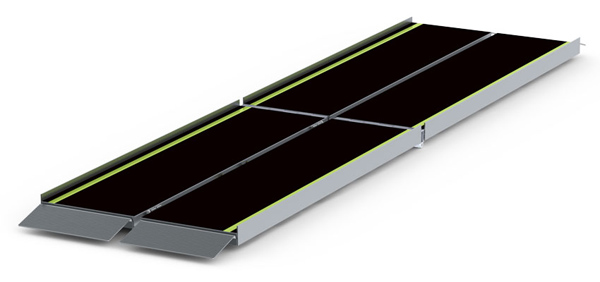 Adv. Series TRIFOLD Ramp (5')