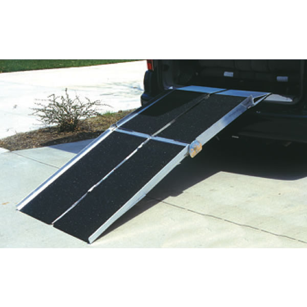 Rear-Loading Van Ramp (7')