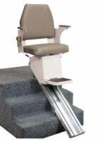 AmeriGlide Heavy Duty AC Stair Lift