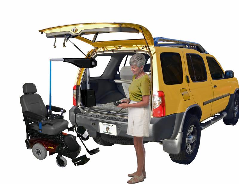 Residential Wheelchair Lift