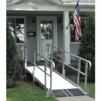 Commercial Modular Ramp