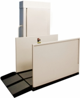 Hercules II 600 Residential Vertical Wheelchair Lift - RECON