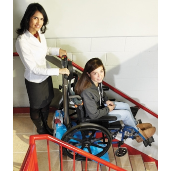 Stairs Climbing Wheelchair - A Dream Comes True