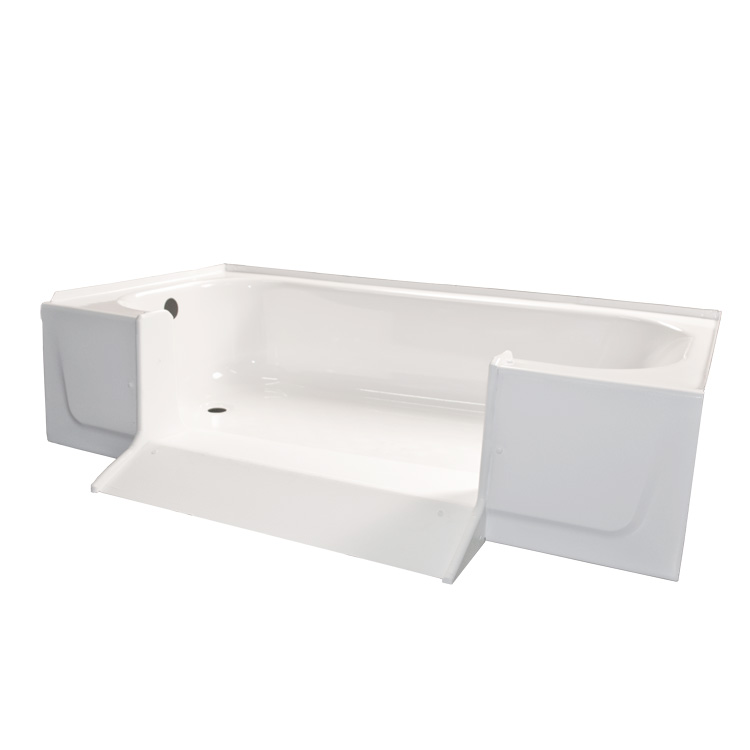 AmeriGlide Bathtub Roll-In Conversion Kit