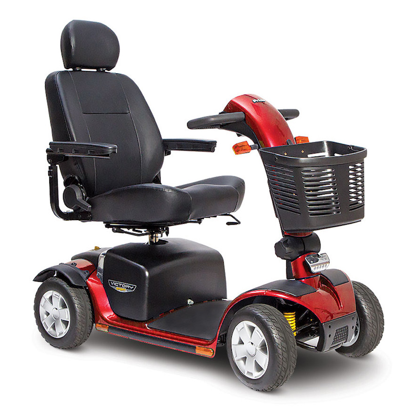 Pride Victory Sport - 4 Wheel Scooter