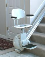 AmeriGlide Ultra AC Stair Lift - Used