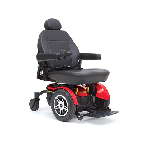 Pride Jazzy Power Wheelchairs Pride Jazzy Elite Hd