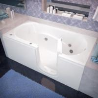 Full Bather Walk-In Tub