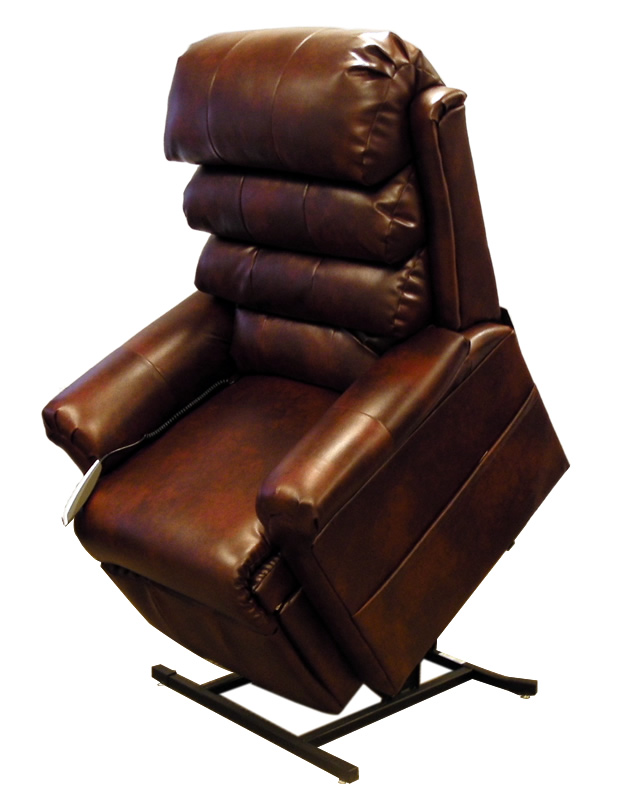 AmeriGlide Leather Lift Chair