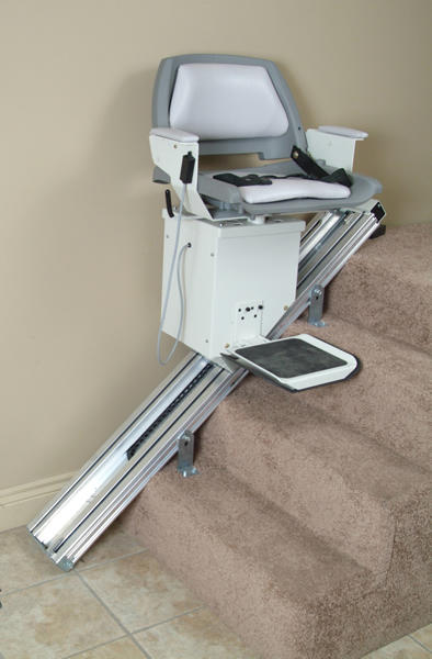 AmeriGlide AC Stair Lift - Used