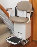 AmeriGlide DC Rubex Stair Lift - Used