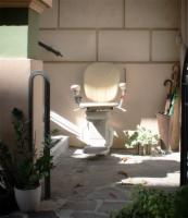 AmeriGlide Horizon Outdoor Stair Lift