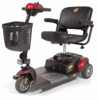 Golden Buzzaround XL-S 3 Wheel Mobility Scooter