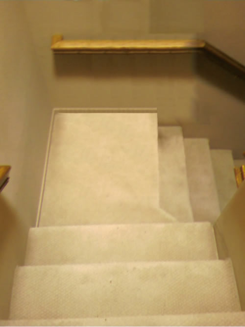 Pie Shaped Steps And Pie Shaped Stair Case Solutions For