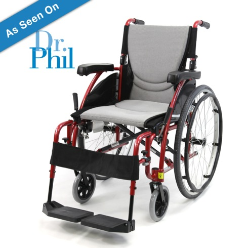Karman Ergonomic Wheelchair 115