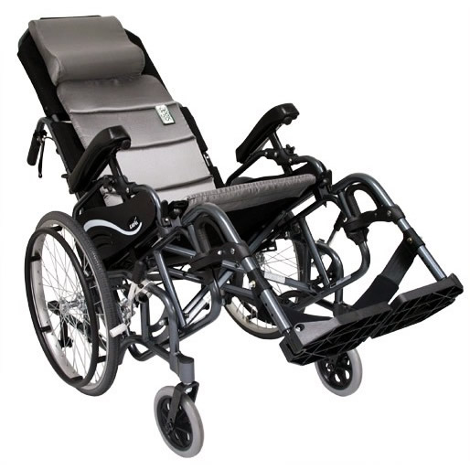 Karman Tilt-In-Space Folding Manual Wheelchair