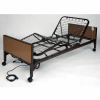 MedLite Full Electric Lightweight Homecare Bed