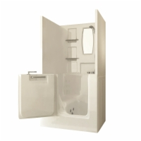 Small Shower Enclosure Walk-In Tub