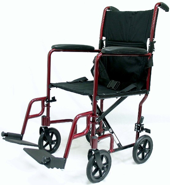 Karman Standard Lightweight Transport Chair
