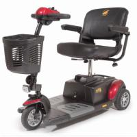 Golden Buzzaround XL-HD 3 Wheel Scooter