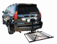 Fusion Outside Lift XL - Aluminum Platform