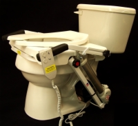 Tush Push Powered Toilet Lift