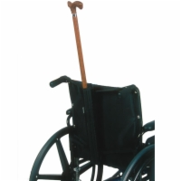 Cane Holder for Manual Wheelchairs