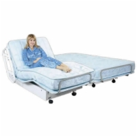 Dual King Hi-Low Deluxe Adjustable Bed