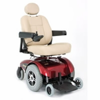 Pride Jazzy Power Wheelchairs