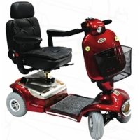4-Wheel Mobility Scooters