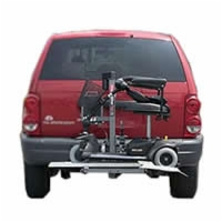 Mobility Scooter Lifts & Carriers
