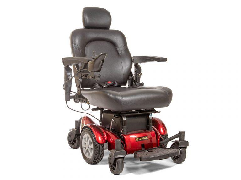 Golden Technologies Compass Hd Power Wheelchair Gp620