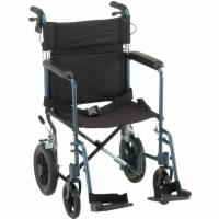 Heavy Duty Lightweight Transport Chair