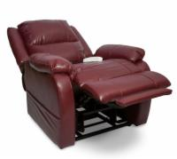 Burgundy Reclined